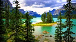 Beautiful Landscape Pictures by Beautiful Landscape Hd Wallpaper Turquoise Blue Lake Island Green