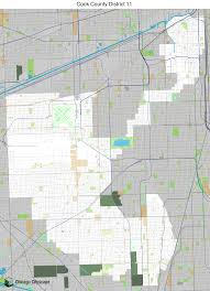 Englewood Chicago Map Map Of Building Projects Properties And Businesses In District