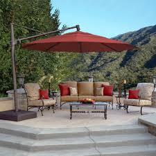 Patio Set Umbrella Patio Furniture Sets With Umbrella Home Outdoor