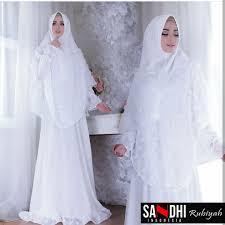 wedding dress syari rubiyah syari oemah ayu