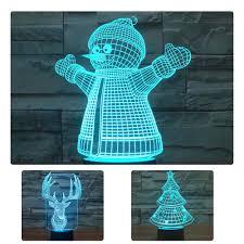online get cheap led acrylic snowman aliexpress com alibaba group