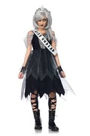Zombie Halloween Costumes Boys Zombie Prom Queen Costume Tween U0026 Kids Scary Halloween Fancy Dress