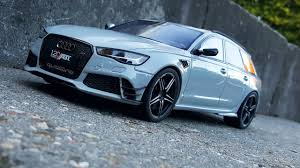 glitter audi audi abt rs6 1 18 gt spirit youtube