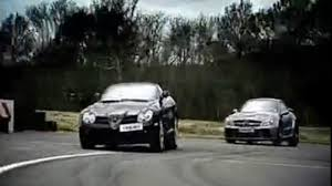 mercedes sl 65 amg black series top gear takes on the mercedes sl 65 amg black series