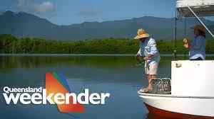 trinity inlet net free fishing queensland weekender