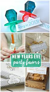 new year s party favors clever new year s party favor ideas crafty morning