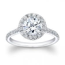 ladies platinum art deco engagement ring with 0 40 ctw diamonds