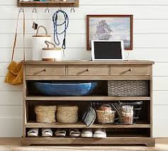 Entryway Console Table Entry Tables Tables Pottery Barn