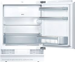 neff integrated under counter fridge k4336x8gb ao com