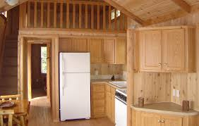 small cabin kitchen don u0027t need the corner thing tiny stairwell