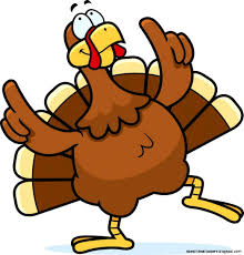 turkey happy thanksgiving clipart clipartxtras