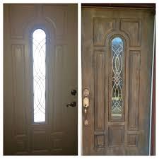 how to paint metal front door door decoration