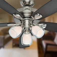 best 25 brushed nickel ceiling fan ideas on pinterest ceiling