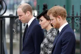 prince william his wife kate and prince harry will attend a