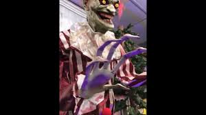clown costumes spirit halloween tall evil clown at spirit halloween 2017 fontana store at sierra