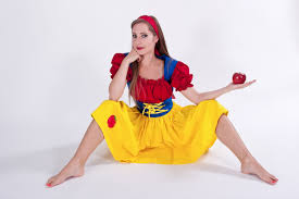 snow white halloween costume dress custom made to measure plus