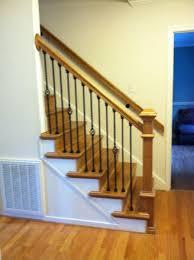 handmade custom oak staircase by rva renovation custommade com
