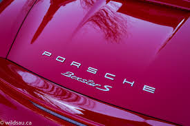 review 2013 porsche boxster s wildsau ca