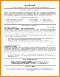 Project Manager Resume Examples by Technical Project Manager Resume U2013 Okurgezer Co
