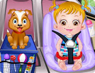 baby hazel games girls games