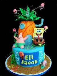spongebob cake ideas 179 best cakes spongebob squarepants images on