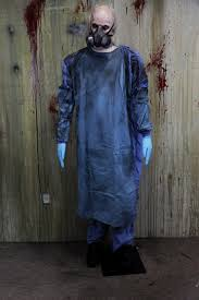 haunted house prop sinister surgeon