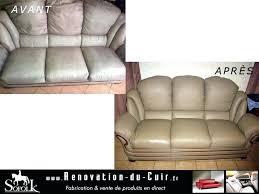 restaurer un canap en cuir changer couleur canape cuir exemples restauration canapacs cuir