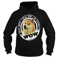 Doge Meme T Shirt - doge meme tshirt dog tee shirt