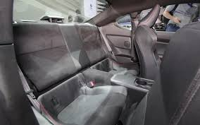 Honda Crz 4 Seater Rear Seats That Are Basically Unusable Cars