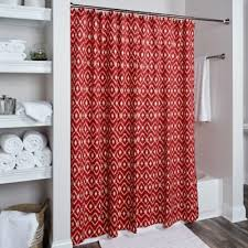 buy ikat shower curtain from bed bath u0026 beyond
