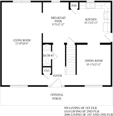 Floor Plans For 1 Story Homes Morris Two Story Style Modular Homes