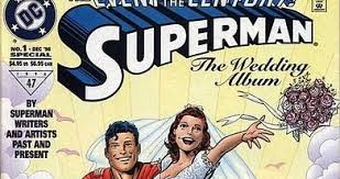 superman wedding album the panel biter 52 dates a s day special part 2