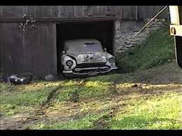 Vintage Cars Found In Barn In Portugal 1951 Ford Wrecker Pulling Antique Cars Out Of Barn Pt2 Youtube