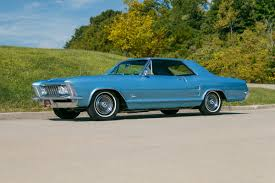 Buick Muscle Cars - 1963 buick riviera fast lane classic cars