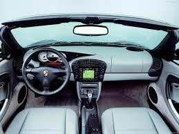 Porsche Boxster Interior - porsche boxster s 2001 picture 33 of 62