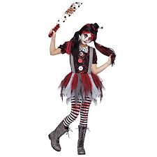 killer clown costume kids black and white killer clown costume spirithalloween