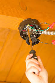 ceiling fan mounting bracket replacement how to install a ceiling fan the home depot blog