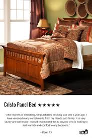Discontinued Bedroom Expressions Furniture Best Reviewed Bed Cristo Panel Bed Made Of Solid Rubberwood With