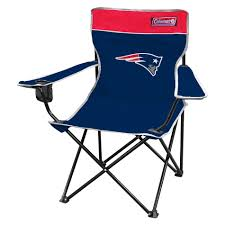 coleman nfl new england patriots quad tailgate chair products