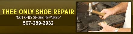 shoe repair service rochester mn thee only shoe repair