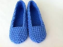 crochet house slippers crochet and knit