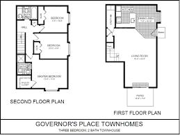 3 bedroom flat plan drawing floor plans u0026 pricing u2013 governors place
