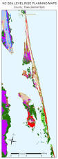 Map Of Outer Banks Nc Sea Level Rise Planning Maps Likelihood Of Shore Protection In