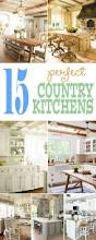 15 perfect country kitchens mothering with a purpose