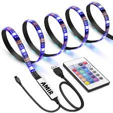 led color changing light strips sl25 u2013 amir tv led light strip 30 led tv backlight strip u2013 amir