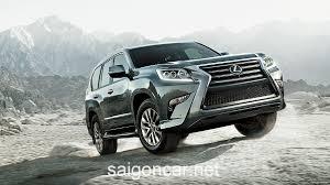 xe lexus nhap khau giá xe lexus gx 460 2018 nhập khẩu mới khuyến mãi cực khủng