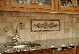 Traditional Kitchen Backsplash Decorative Tiles For Kitchen Backsplash Natural Stone Material