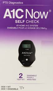 amazon com a1cnow selfcheck 2 test 1ea chek diagnostics diabetes