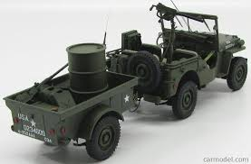 army jeep autoart 74016 scale 1 18 jeep willys mb usa army 1941 with