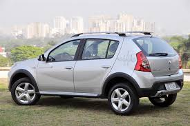 renault sandero stepway renault sandero stepway for south africa